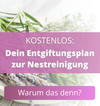 Nestreinigung-Entgiftungsplan