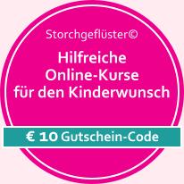 Storchgeflüster Online Kinderwunsch Kurse